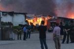 푸토省, 한국계 의류 공장 화재로 공장 3채 전소