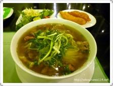 서글픈 역사의 산물 베트남쌀국수